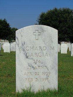 Richard M Garcia