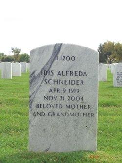 Iris Alfreda Schneider