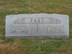Ethel M. <I>Peacock</I> Fast