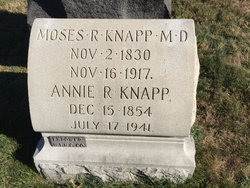 Dr Moses Rudokph Knapp