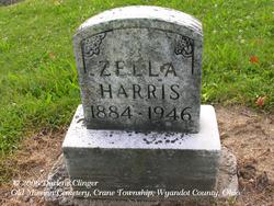 Zella Belle <I>Yencer</I> Harris