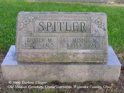 Lester Monroe Spitler