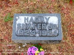 Harry Frederick Shafer, Jr