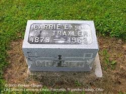 Carrie Eileen <I>Steiner</I> Traxler