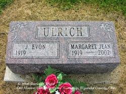 Margaret Jean <I>Lowry</I> Ulrich