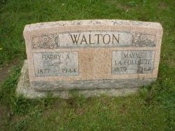Mayme <I>LaFollette</I> Walton