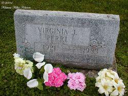 Virginia J Perri