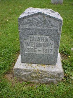Clara <I>Steiner</I> Weinandy