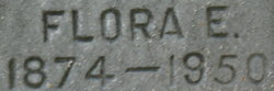 Flora E. <I>Slagle</I> Wolford
