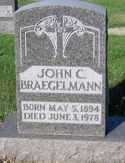 John C. Braegelmann