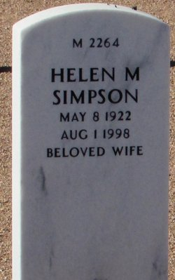 Helen M Simpson