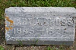 Mary A. <I>Ploss</I> Cross