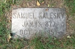 Samuel Kalesky