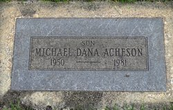 Michael Dana Acheson