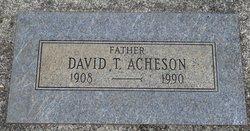 David Theodore Acheson