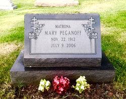Mary <I>Masterenko</I> Peganoff