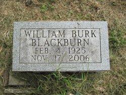 "William ""Blacky"" Blackburn"