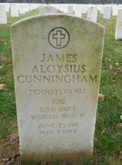 James Aloysius Cunningham