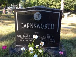 """William Paul """"Skip"""" Farnsworth, Jr"""
