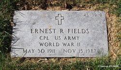 Ernest R Fields