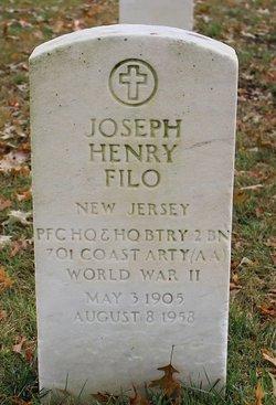 Joseph Henry Filo