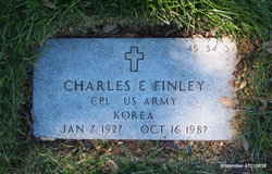 Charles E Finley