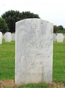 Leroy V Garcia