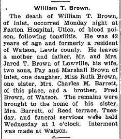 William T. Brown