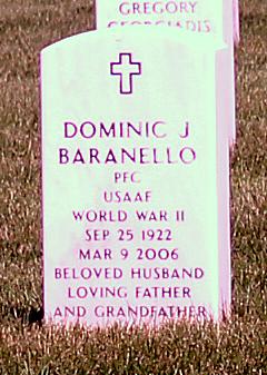 Dominic Joseph Baranello Sr.