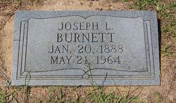 """Joseph Lee """"Joe"""" Burnett"""