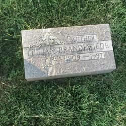 Lillian E <I>Arnold</I> Brandewiede