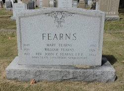 """Mary """"Gaga"""" <I>Kilroy</I> Fearns"""