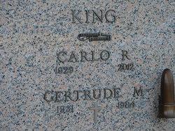 Carlo R King