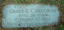 Grace Lucille <I>Nesson</I> Corcoran