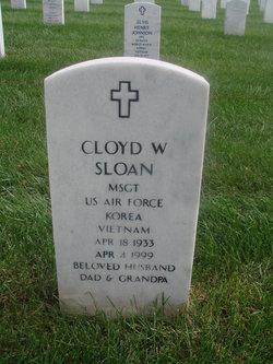 Cloyd W Sloan