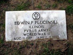 Pvt Edwin P. Plucinski