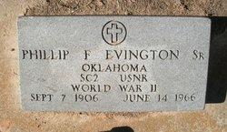 Phillip Francis Evington