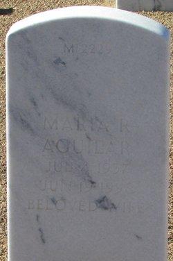Maria R Aguilar