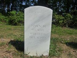 Joan <I>Hoagland</I> Snyder