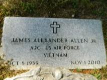 "James Alexander ""Jim"" Allen, Jr"