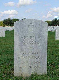 Henry H Garcia