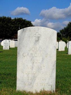 Joe M Garcia, Jr