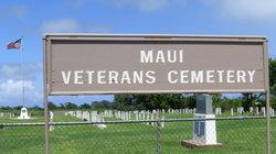 Maui Veterans Cemetery