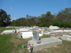Saint Peter Baptist Church Cemetery