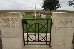 Rossignol Wood Cemetery, Hebuterne