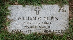 "William Okey ""Bill"" Gilpin"