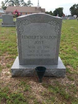 Rembert Maldon Joye