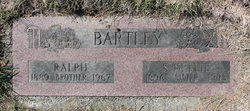 Ralph James Bartley