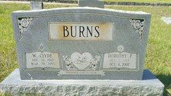 William Clyde Burns