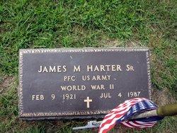 PFC James M. Harter, Sr